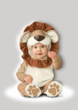 Baby Lovable Lion Costume